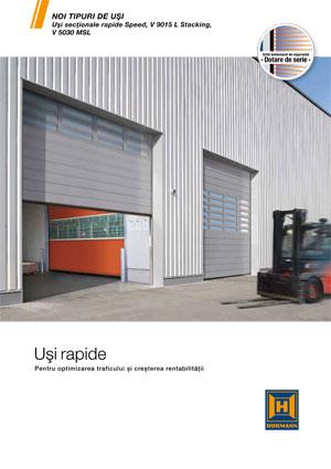 Catalogul Hörmann Usi Industriale Rapide