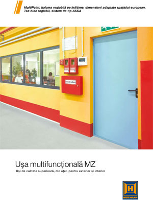 Catalogul Uşa multifuncţională MZ