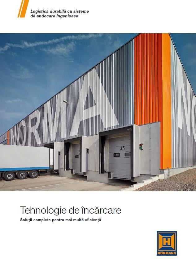 Catalogul Hörmann Tehnologie de Incarcare